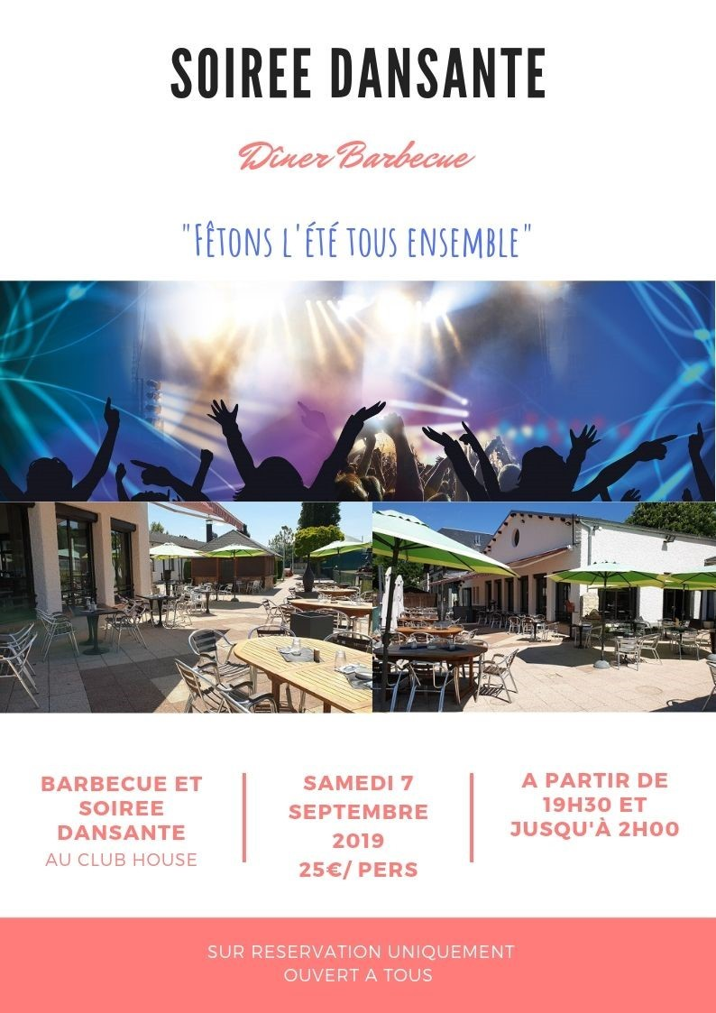 Fete de cloture CLUB HOUSE ile de la loge 2019-09-1